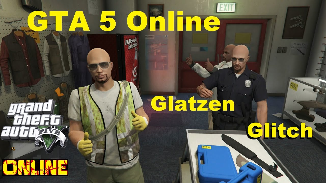 Filme Skinhead with regard to gta 5 online - glatzen glitch - skinhead glitch - youtube