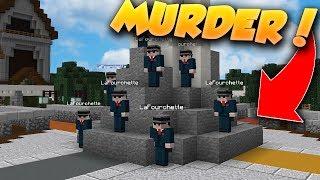 12 INNOCENTS QUI TUENT LE MEURTRIER (du jamais vu)  - Minecraft MURDER MYSTERY