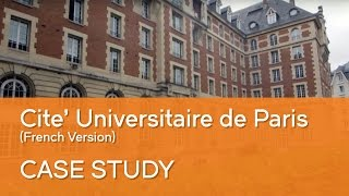 Cite' Universitaire de Paris (英文字幕)