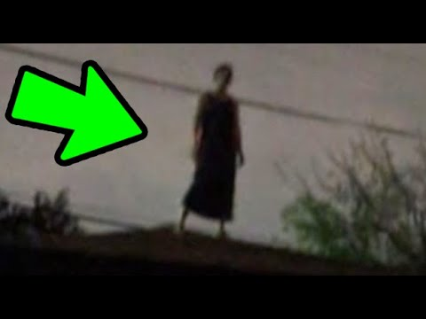 10 Scary Paranormal Sightings That Made People Quiver!