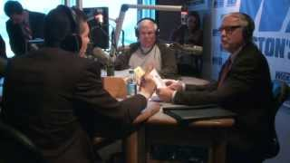 GOP Senate Debate on the Howie Carr Show - Part 2
