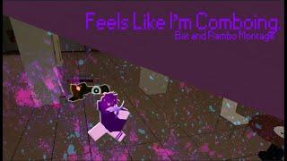 ROBLOX R2DA - Feels Like I'm Comboing (Bat/Rambo Montage)