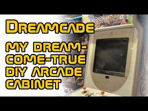 """[Vlog] """"Dreamcade"""" Console Arcade Cabinet"""
