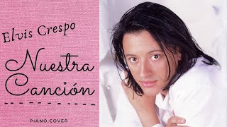 NUESTRA CANCION-COVER DE PIANO