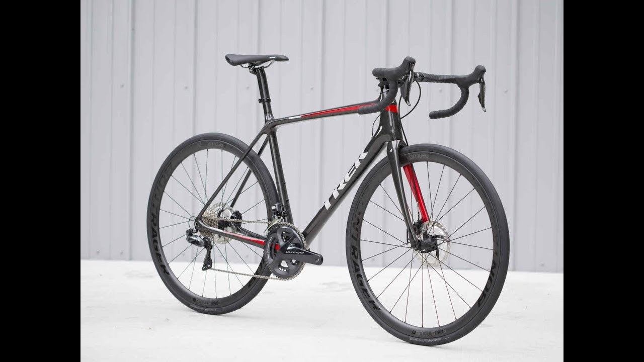 b34da123033 Trek Emonda SL7 Disc, 2018 Road Bike | Buyer's Guide - YouTube