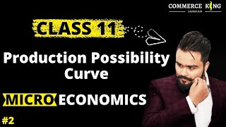 #2, Production possibility curve (Class 12 microeconomics )