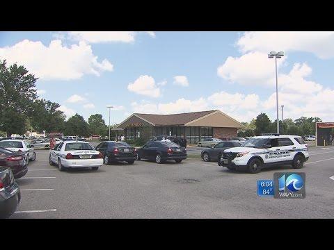 Bank robbery at Newport News Wells Fargo