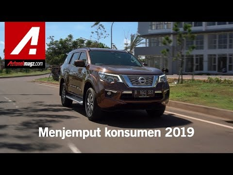 Nissan Terra Review & Test Drive by AutonetMagz