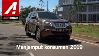 Nissan Terra Review & Test Drive by AutonetMagz