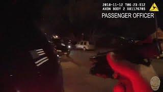 LAPD Shootout - November 11th 2018