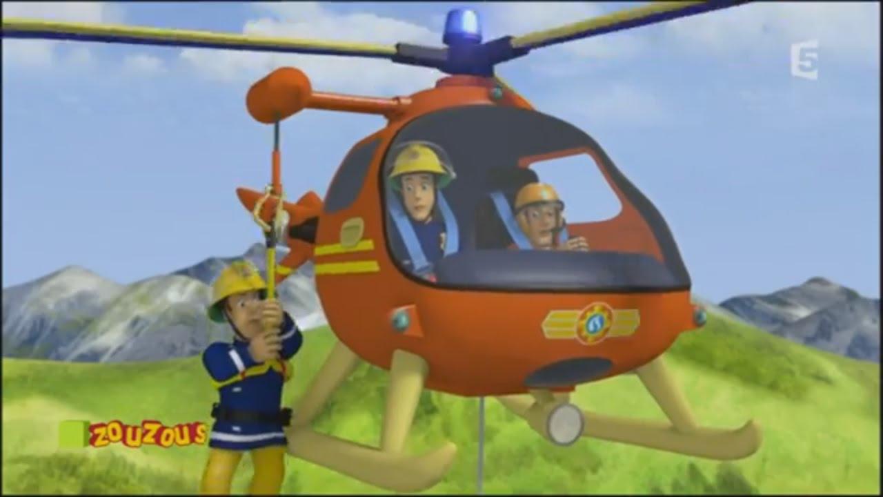 Sam le pompier en francais 1h30 nouveau zouzous youtube - Photo sam le pompier ...
