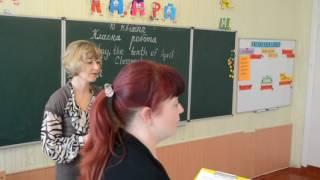 Бінарний урок. 3 клас