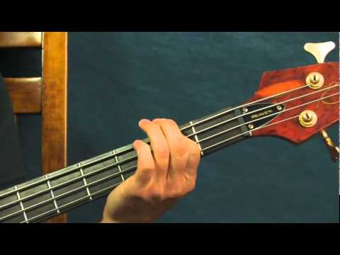 easy bass guitar song lesson cumbersome seven mary three 7m3