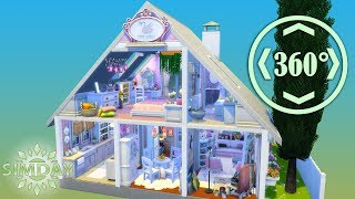 The Sims 4 360°: Inside a Pink Dollhouse