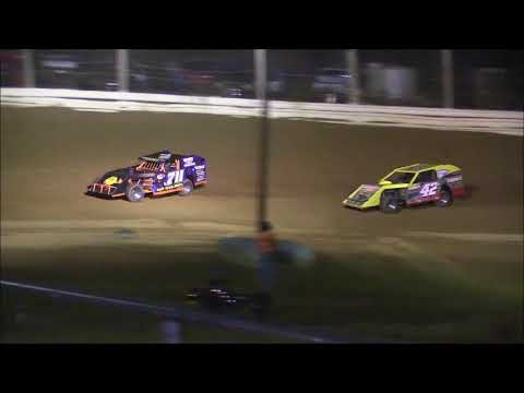 Sport Mod Feature from Jackson County Speedway, April 27th, 2018.