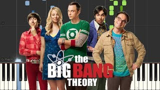 """Barenaked Ladies - The History of Everything (Piano Tutorial by Javin Tham) """"The Big Bang Theory"""""""