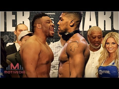 I Want Anthony Joshua NEXT! (2018)