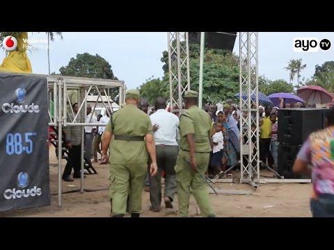 Mwenyekiti alivyochukuliwa na Polisi mbele ya Wananchi kwa agizo la Makonda