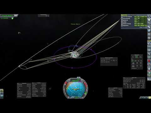 KSP 1.3.1 RealismOverhaul RP E20 - Geostationary Communications Success!