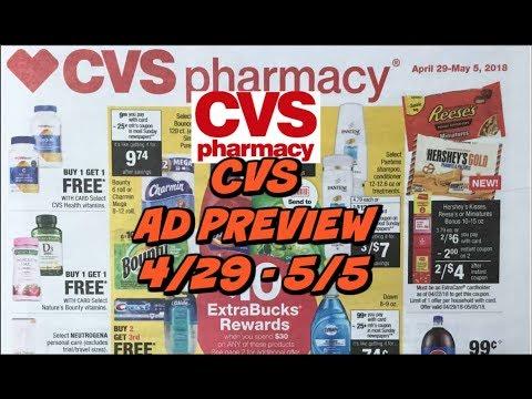 CVS EARLY AD PREVIEW  4/29 - 5/5 ~ P&G Week, cheap nail polish