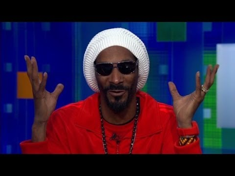 Snoop Lion talks Willie Nelson and pot