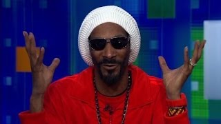 """""""Snoop Lion"""" talks Willie Nelson and pot"""