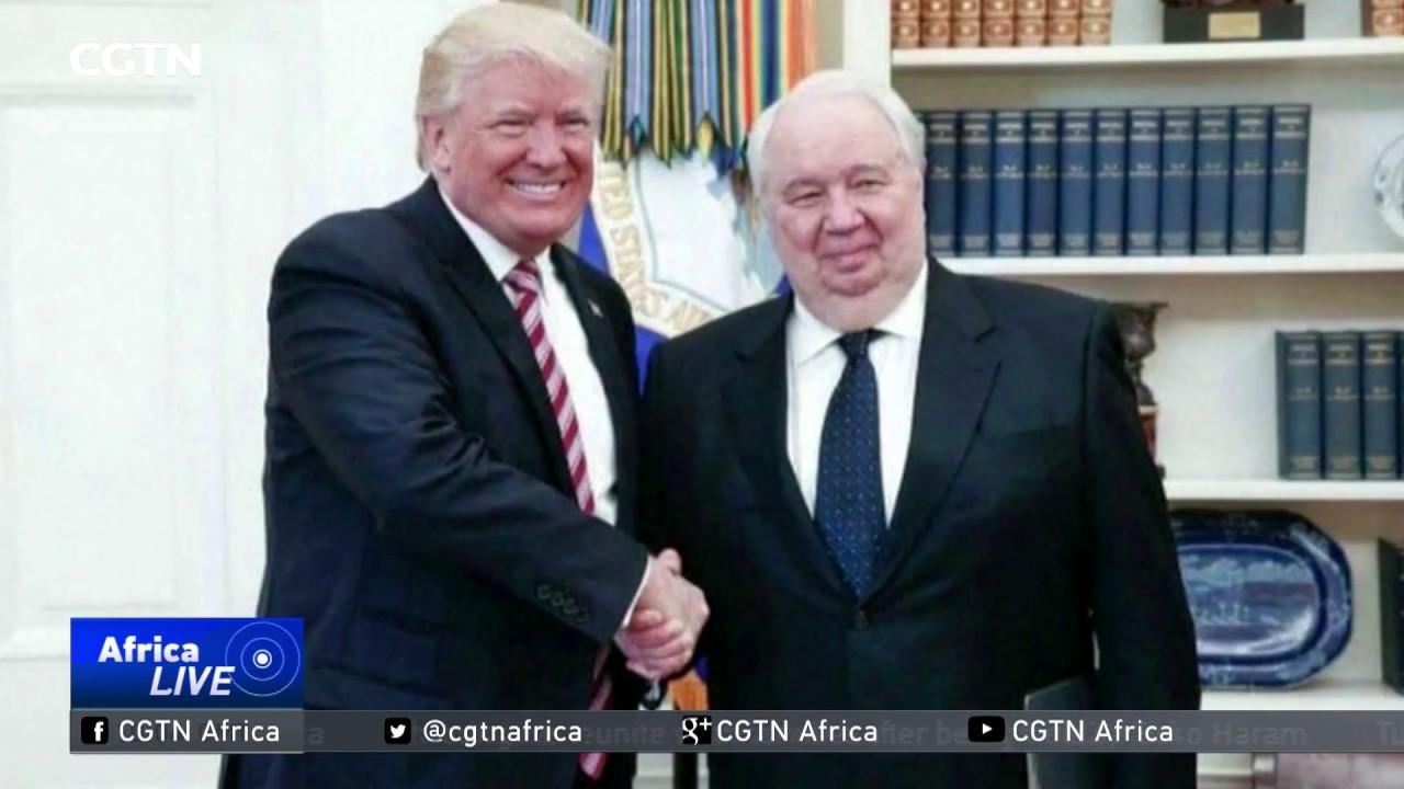 President Trump Plays Domestic Politics in Europe