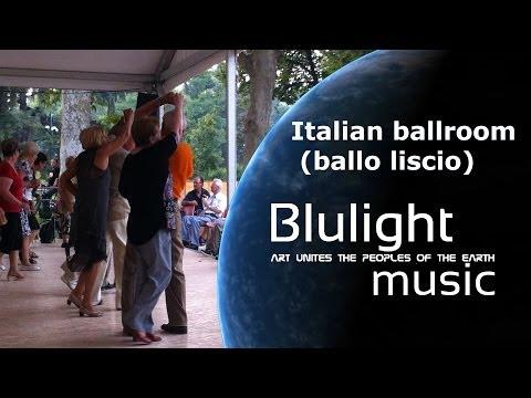Italian ballroom ballo liscio Romagna