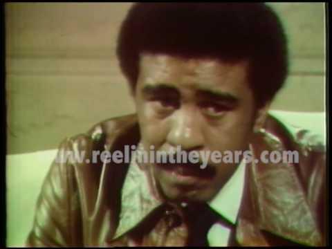 Richard Pryor Interview 1976 Brian Linehan