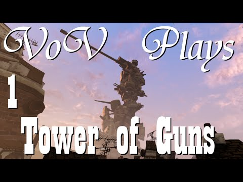 False Start - VoV Plays Tower of Guns - Part 1