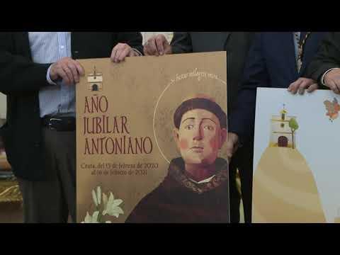 La Comisión organizadora del Año Jubilar de S. Antonio difunde los actos conmemorativos