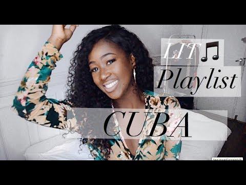 CUBA PLAYLIST 🇨🇺  REGGAETON,CUBATON, SALSA