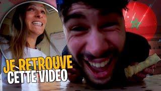 Je retrouve cette vidéo tournée dans la villa des croûtons ... 🥞