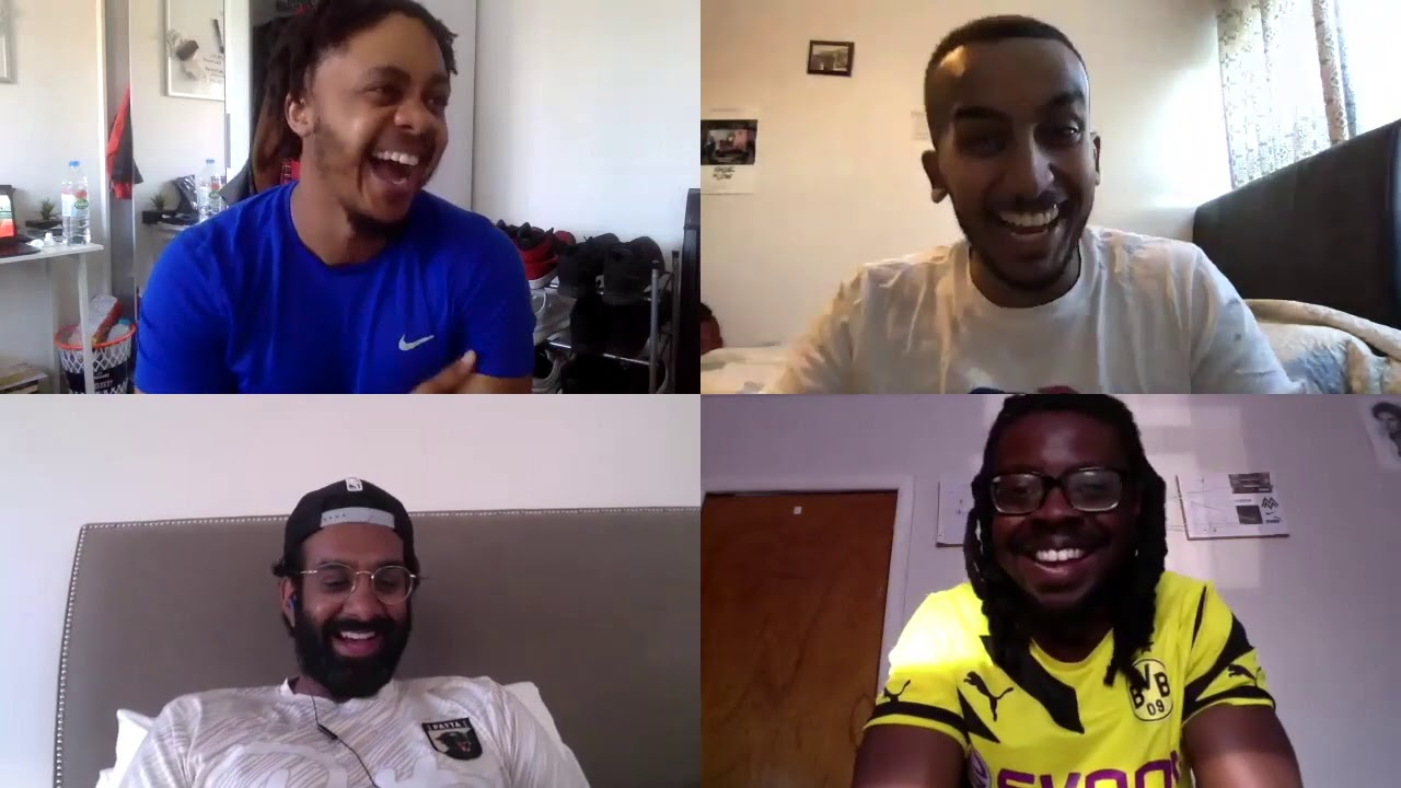 Podcast: Episode 8 - Wiley Tweets, Prem Review X FA Cup X Return of CL