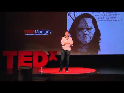 La galaxie humaine | David Crettenand | TEDxMartigny