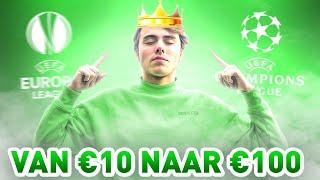 Van €10 naar €100 challenge!💸  Unibet/TOTO #1 screenshot 4