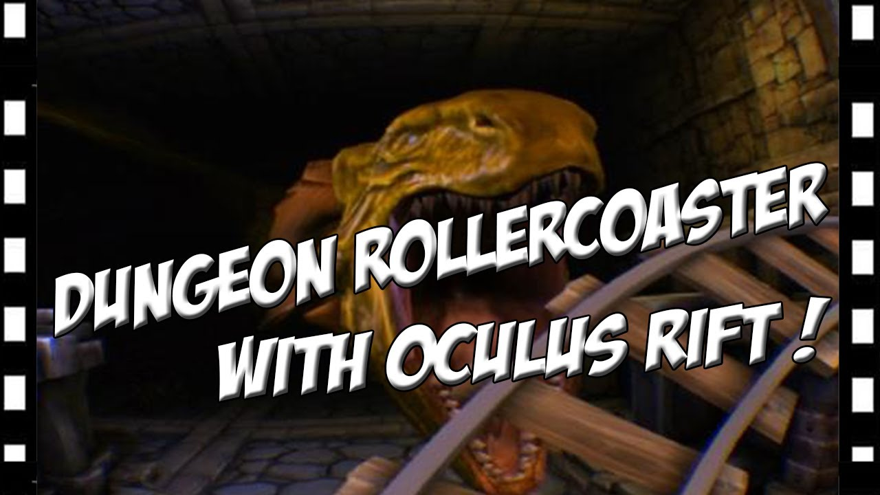 Image result for Dungeon Roller Coaster