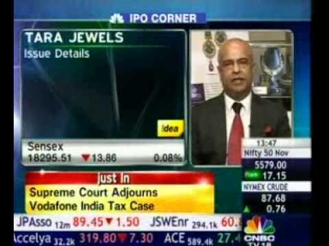 TARA JEWELS IPO CNBC