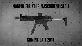 Magpül for your Maschinenpistole