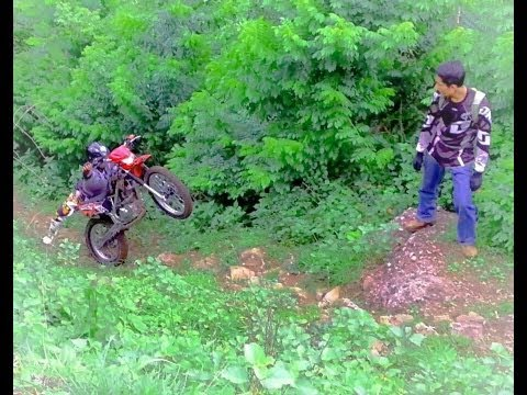 Tras extreme enduro-trial HD