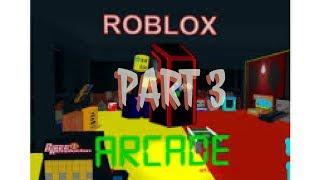 Classic Arcade Games Part 3 ULTRA THE BEAST RETURNS (Roblox)
