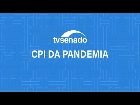 #CPIdaPandemia ouve o depoimento do diretor-presidente da ANS, Paulo Rebello – 6/10/2021