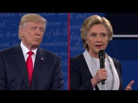 Part 2 of second presidential debate at Washington Univ.