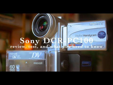 Sony DCR-PC100 90's