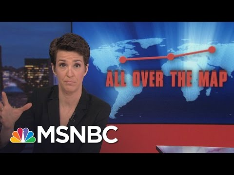 Spammer's Arrest Eyed For Donald Trump Russia Ties | Rachel Maddow | MSNBC