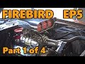 1978 Firebird Supercharger First Start and Troubleshooting (Ep.5 Part 1 of 4)