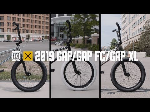 Kink Gap, Gap FC & Gap XL 2019 Bike