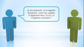 Conversation française # Parler en français # Comment tu t