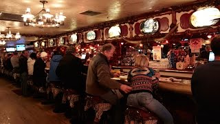 Million Dollar Cowboy Bar Jackson Hole Wyoming USA