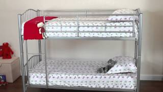 Soria Bunk Bed - Sweet Dreams